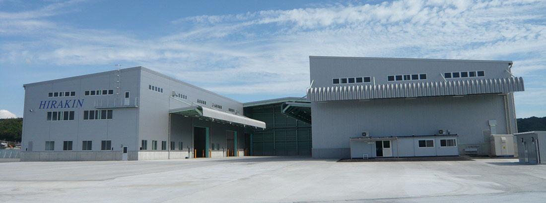 西大寺工場・技術開発センター